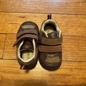 Little boys Stride Rite shoes